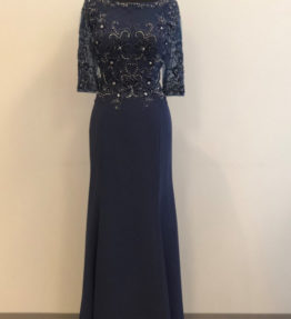 Corda Social Occasion Gown
