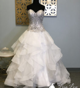 14JESSA Wedding Gown